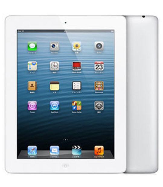 【中古】【安心保証】 iPadRetina 4[WiFi32G] ホワイト