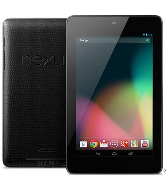 【中古】【安心保証】 Nexus7 2012[Wiーfi16G] ブラック