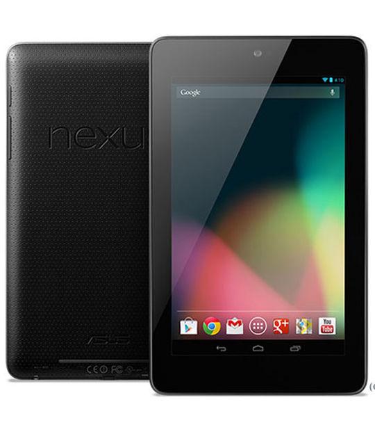 【中古】【安心保証】 Nexus7_2012[Wi-fi32GB] ブラック