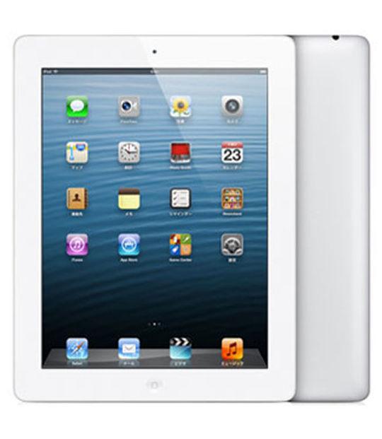 【中古】【安心保証】 iPadRetina 4[WiFi64G] ホワイト