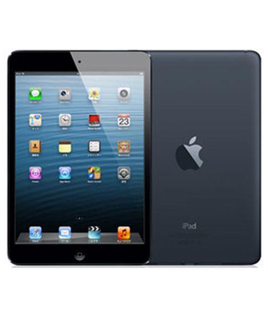 【中古】【安心保証】 iPadmini1[WiFi 64GB] ブラック