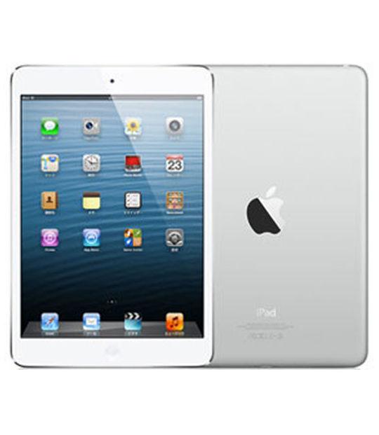 【中古】【安心保証】 au iPadmini1[セルラー64G] ホワイト