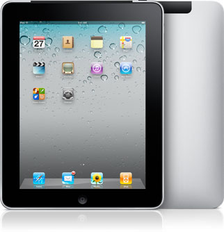 【中古】【安心保証】 SoftBank iPad1[3G 32G] ブラック