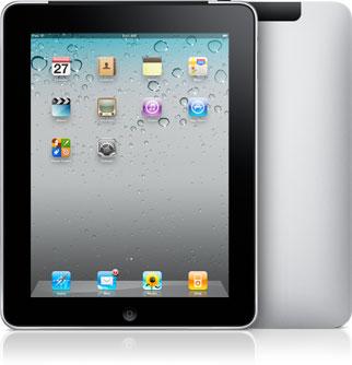 【中古】【安心保証】 SoftBank iPad1[3G 64GB] ブラック