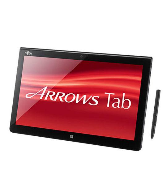 [Office有]富士通 ARROWS Tab QHシリーズ WQ2/M WMQ2N5_A470 128GB(ブラック)