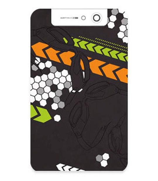 Mobile in Style GUMI Tab ET-701WGB(ブラック)