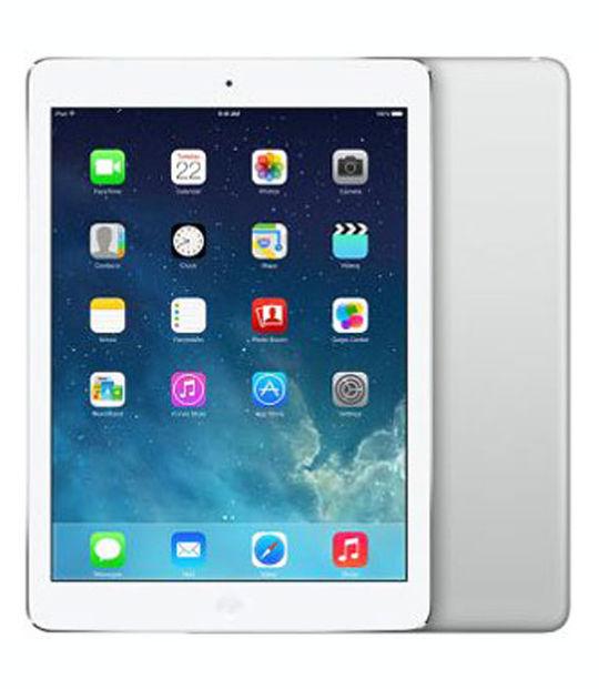 【中古】【安心保証】 iPadAir 1[海外WiFi64G] シルバー