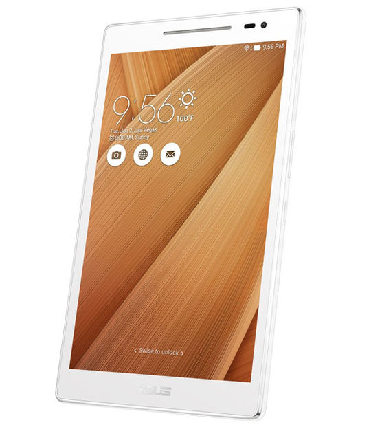 【中古】【安心保証】 ZENPad8.0[WiFi16GB] ホワイト