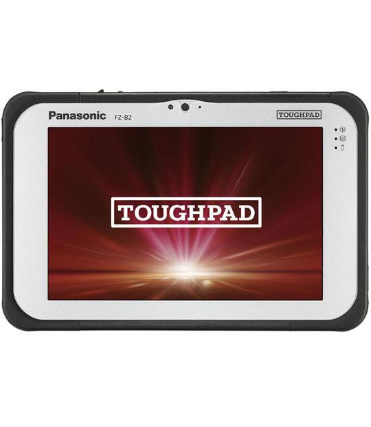 TOUGHPAD FZ-B2D500JAJ NTTドコモ対応ワイヤレスWANモデル 32GB(シルバー)