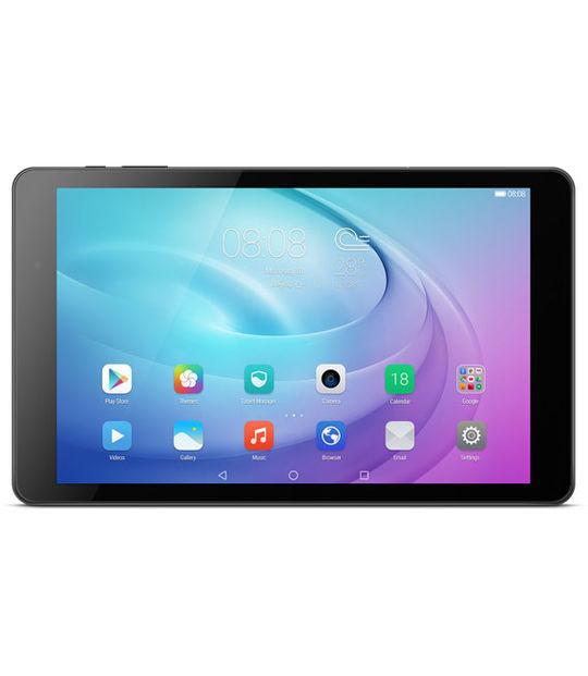 【中古】【安心保証】 MediaPad T2 10.0 ブラック