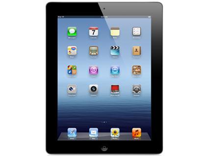 【中古】【安心保証】 iPad3[WiFi 64G] ブラック