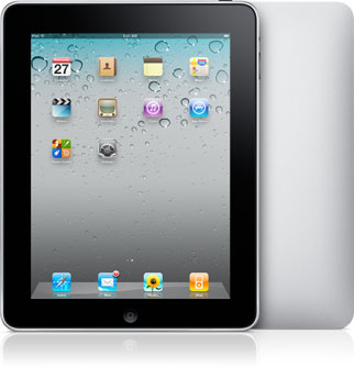 【中古】【安心保証】 iPad1[WiFi 16G] ブラック
