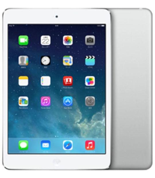 【中古】【安心保証】 au iPadmini2[セルラー32G] シルバー