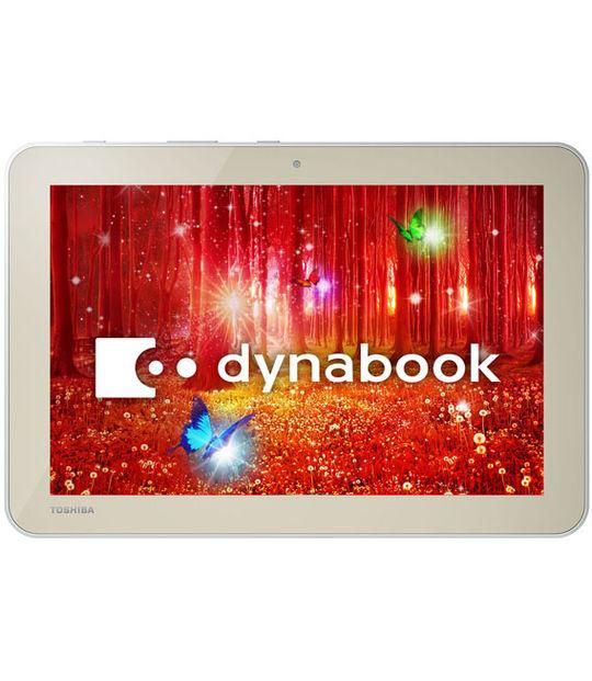[Office無]TOSHIBA dynabook Tab S50 S50/PG PS50PGP-NXA 32GB(サテンゴールド)