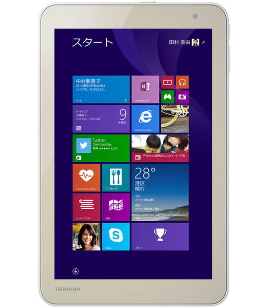 [Office有]TOSHIBA dynabook Tab S38 S38/PG PSB38PG-NXA3 32GB(サテンゴールド)