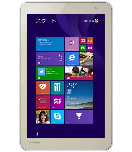 [Office無]TOSHIBA dynabook Tab S38 S38/PG PSB38PG-NXA3-K 32GB(サテンゴールド)