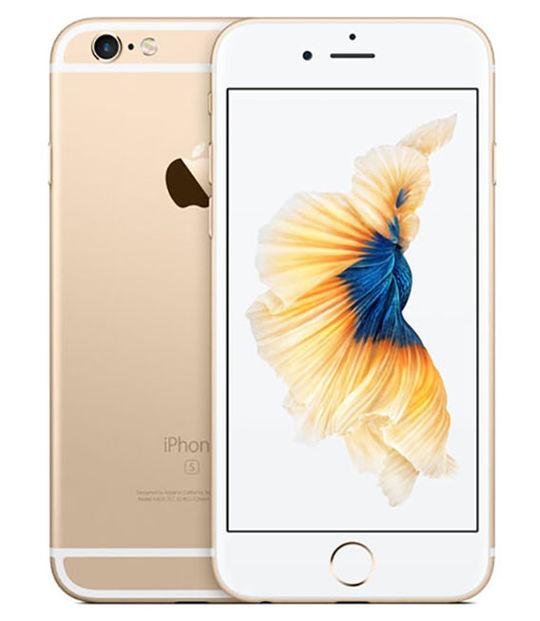 【中古】【安心保証】 SIMフリー iPhone6s[海外64G] ゴールド