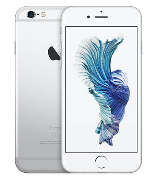 【中古】【安心保証】 SoftBank iPhone6s[32G] シルバー