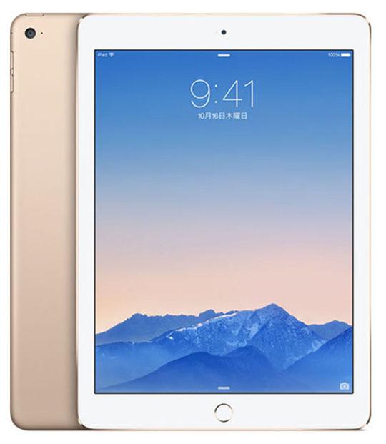 iPadAir2 <第2世代> WiFi+4G 32GB(ゴールド)