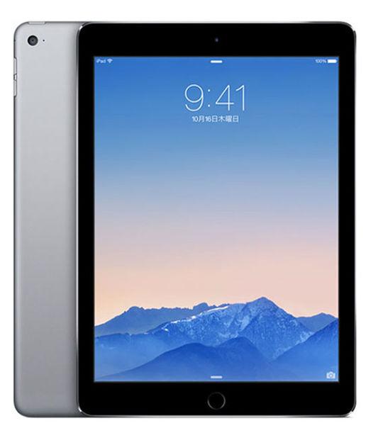 【中古】【安心保証】 iPadAir-9.7_2[WiFi32G] グレイ