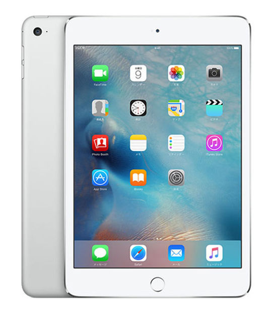 【中古】【安心保証】 iPadmini4 Wi-Fi 32GB シルバー