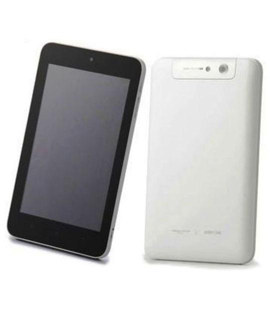 【中古】【安心保証】 edenTAB2[3G+Wi-Fi] ホワイト