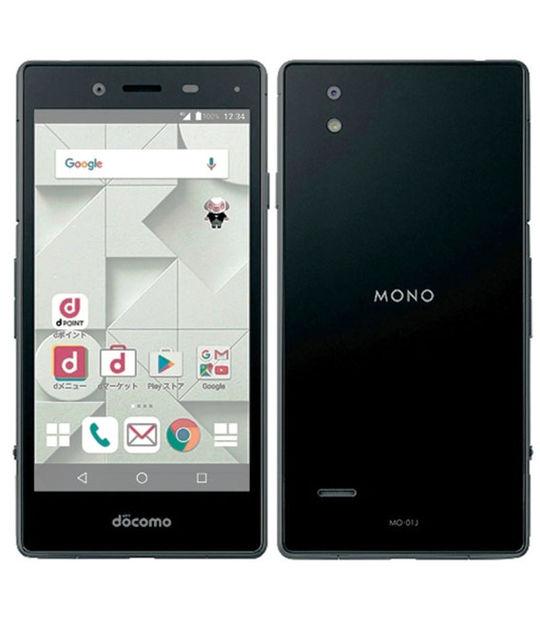 MONO MO-01J(ブラック)