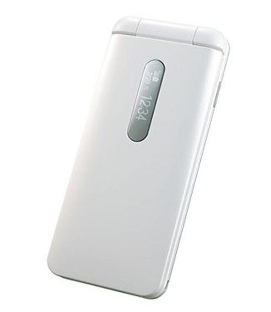 【中古】【安心保証】 DIGNO Phone ホワイト