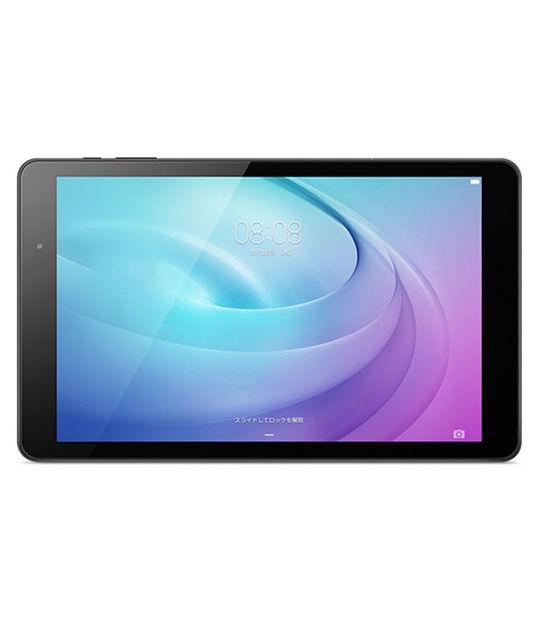 【中古】【安心保証】 SoftBank MediaPad T2 Pro ブラック