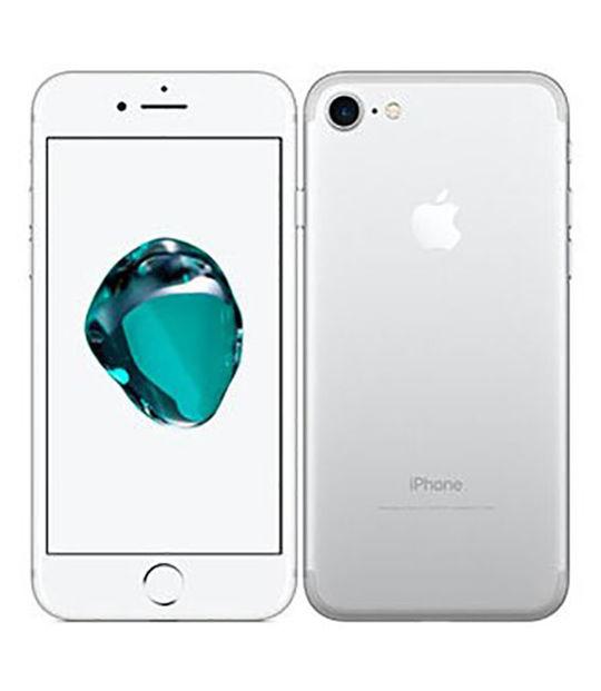 【中古】【安心保証】 SIMフリー iPhone7[256G] シルバー