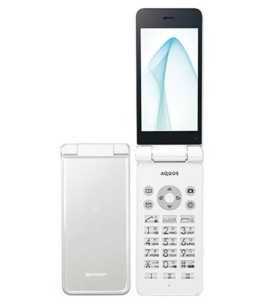 【中古】【安心保証】 SIMフリー SH-N01 ホワイト