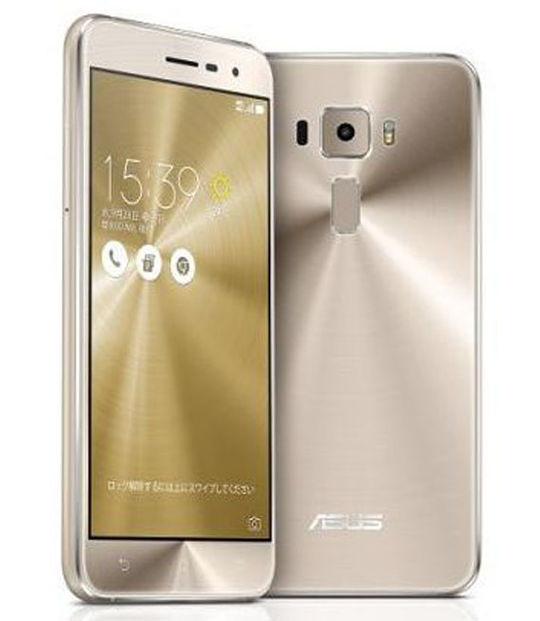 【中古】【安心保証】 SIMフリー ZenFone3[32G] ゴールド