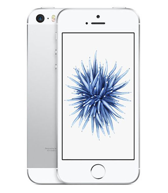 【中古】【安心保証】 SoftBank iPhoneSE[128G] シルバー