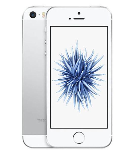 【中古】【安心保証】 SIMフリー iPhoneSE[128G] シルバー