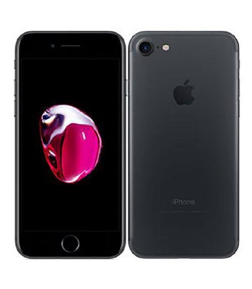 【中古】【安心保証】 docomo iPhone7[128GB] ブラック