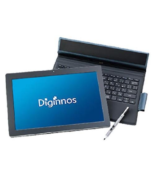 【中古】【安心保証】 DiginnosDGM-S12Y-8256[128Gオフ無] クロ