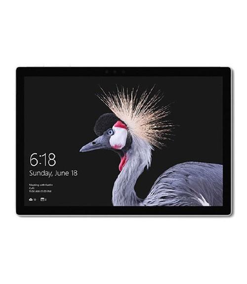 【中古】【安心保証】 Surface Pro 2017[128Gオフィス無] シルバー