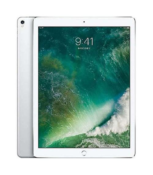 【中古】【安心保証】 au iPadPro 2ー12.9[セルラー64G] シルバー