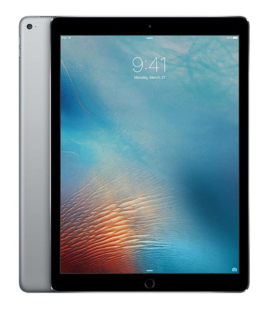 【中古】【安心保証】 SoftBank iPadPro 2ー12.9[セルラー64G] グレイ