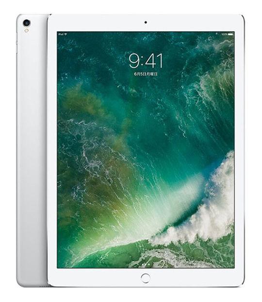 【中古】【安心保証】 docomo iPadPro-12.9_2[セルラー256G] シルバー