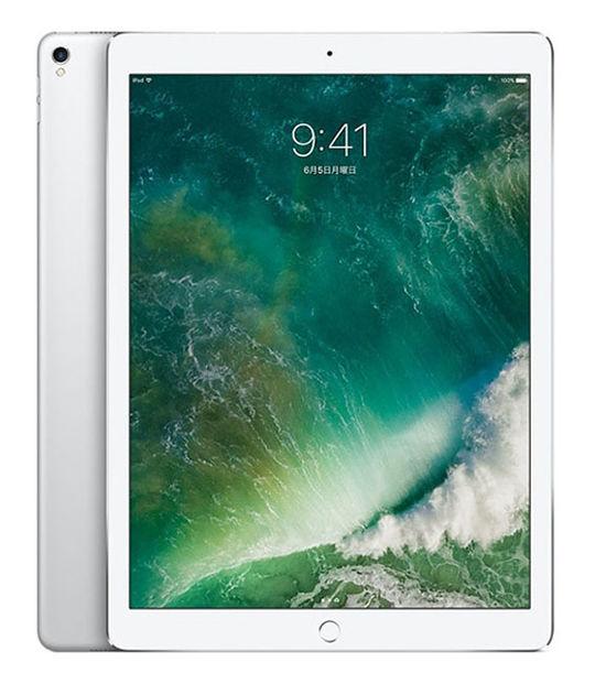 【中古】【安心保証】 SoftBank iPadPro 2ー12.9[セルラー256G] シルバー