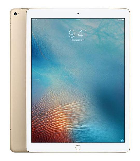 【中古】【安心保証】 au iPadPro-12.9_2[セルラー512G] ゴールド