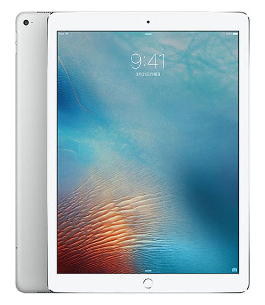 【中古】【安心保証】 SoftBank iPadPro 2ー10.5[セルラー64G] シルバー