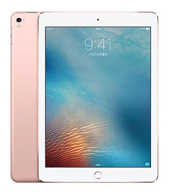 【中古】【安心保証】 au iPadPro 2ー10.5[セルラー64G] ローズ