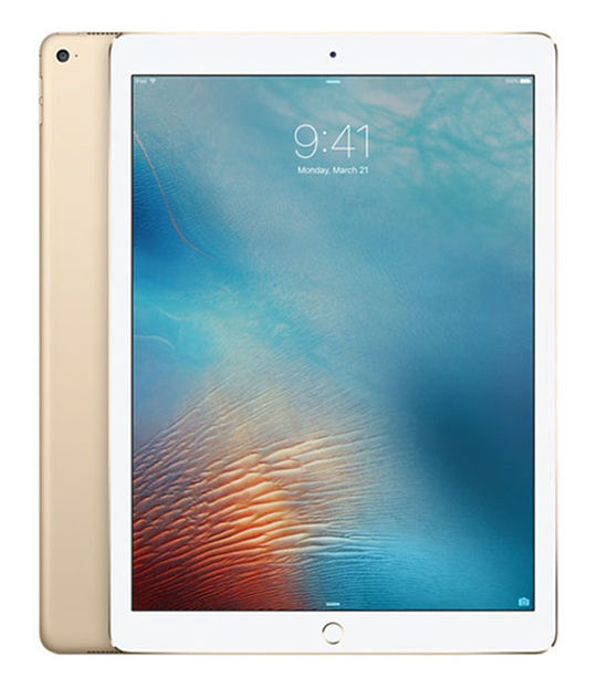 【中古】【安心保証】 SoftBank iPadPro 2ー10.5[セルラー256G] ゴールド