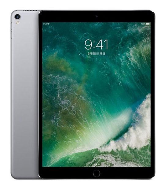 【中古】【安心保証】 SoftBank iPadPro 2ー10.5[セルラー256G] グレイ