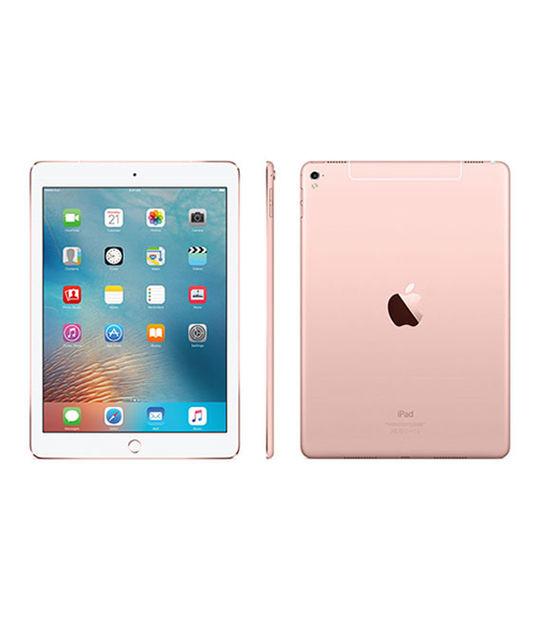 【中古】【安心保証】 au iPadPro 2ー10.5[セルラー256G] ローズ