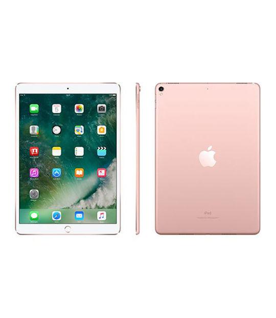 【中古】【安心保証】 docomo iPadPro 2ー10.5[セルラー64G] ローズ