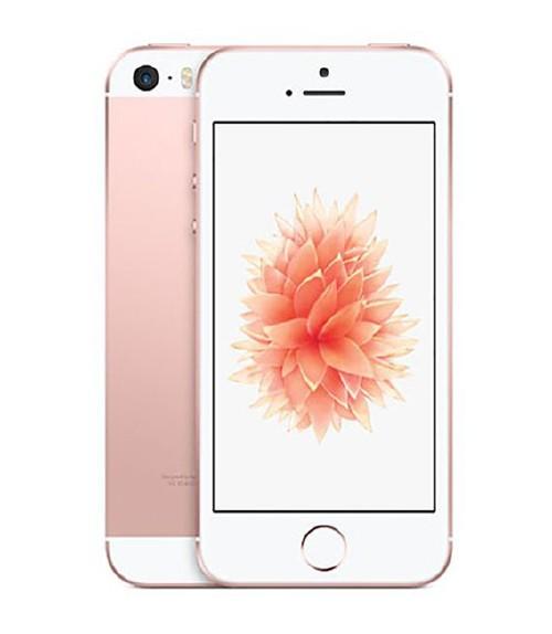 【中古】【安心保証】 docomo iPhoneSE[16GB] ローズゴールド