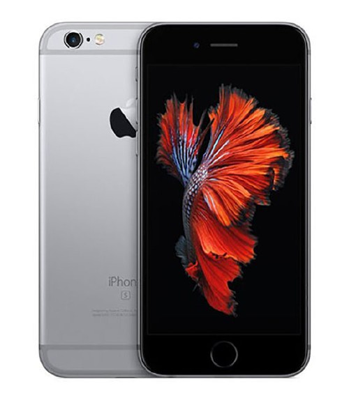 【中古】【安心保証】 Y!mobile iPhone6s[32G] スペースグレイ